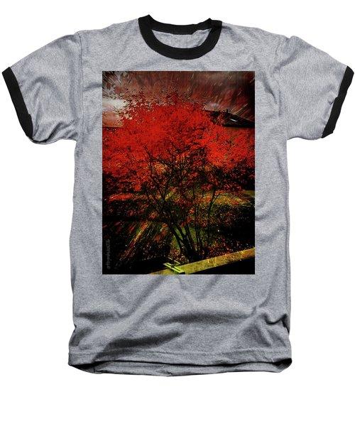 Fiery Dance Baseball T-Shirt