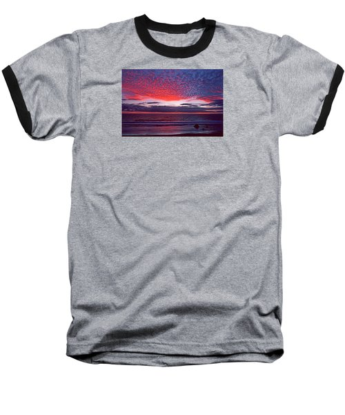 Fiesta In The Sky Baseball T-Shirt