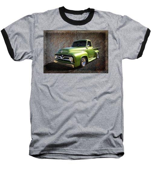 Fifties Pickup Baseball T-Shirt