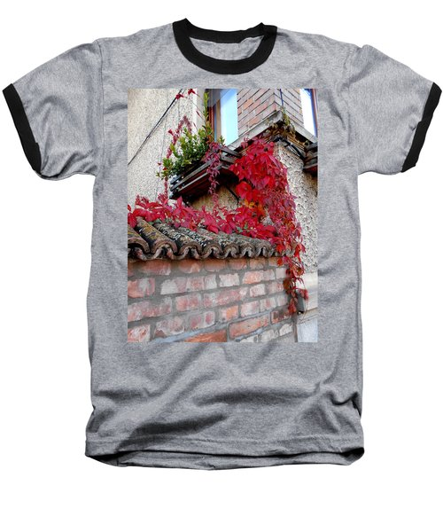 Fifty Shades Of Autumn - 12. Baseball T-Shirt