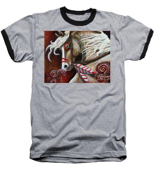Fight Or Flight Baseball T-Shirt