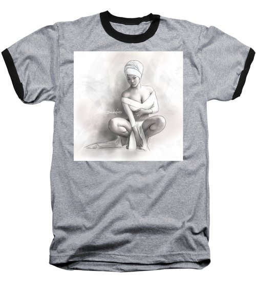 Figure Study 1 Baseball T-Shirt