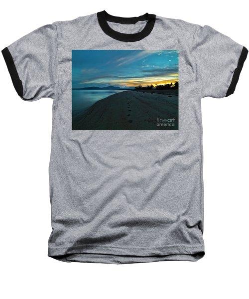 Fiji Dawn Baseball T-Shirt