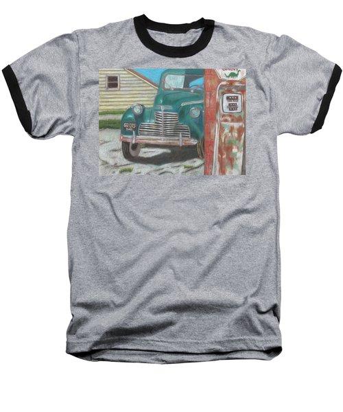 Fill 'er Up Baseball T-Shirt