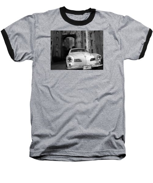 Film Noir Baseball T-Shirt
