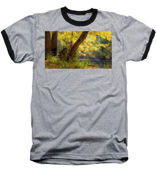 Filtered Light 2 Baseball T-Shirt
