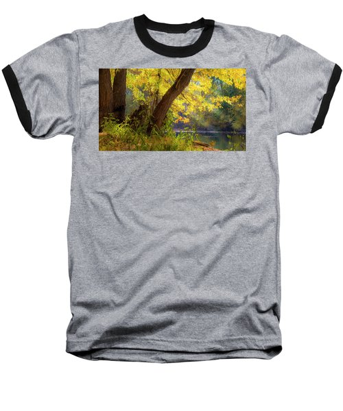 Filtered Light 2 Baseball T-Shirt