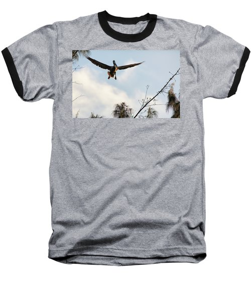Final Approach Baseball T-Shirt