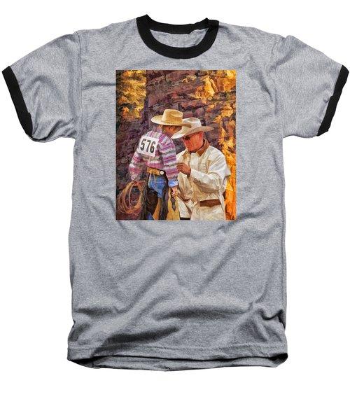 Final Check Baseball T-Shirt