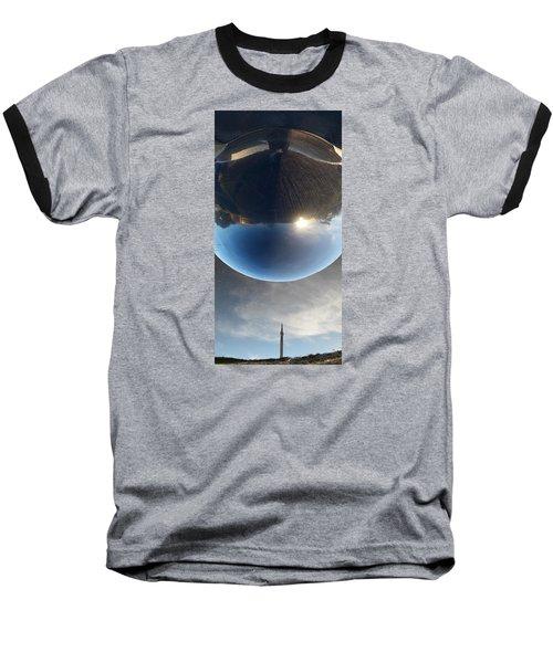 Final Frontier Baseball T-Shirt