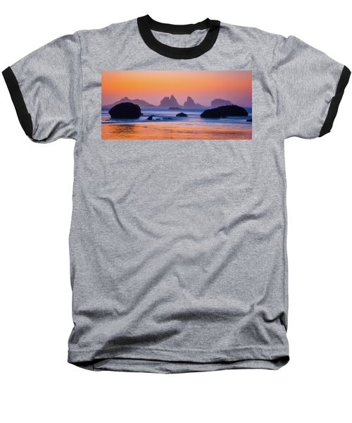 Baseball T-Shirt featuring the photograph Final Moments by Darren White