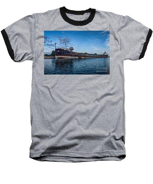 Final Mooring For The Algoma Transfer Baseball T-Shirt