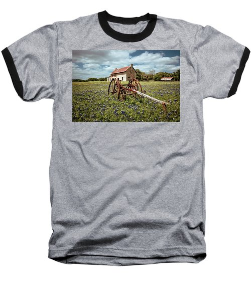 Baseball T-Shirt featuring the photograph Final Resting Place by Linda Unger