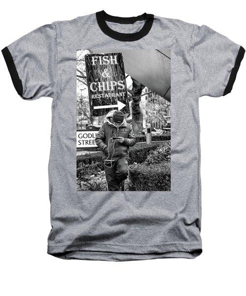 Google Baseball T-Shirt