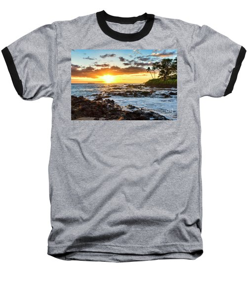 Find Your Beach 2 Baseball T-Shirt