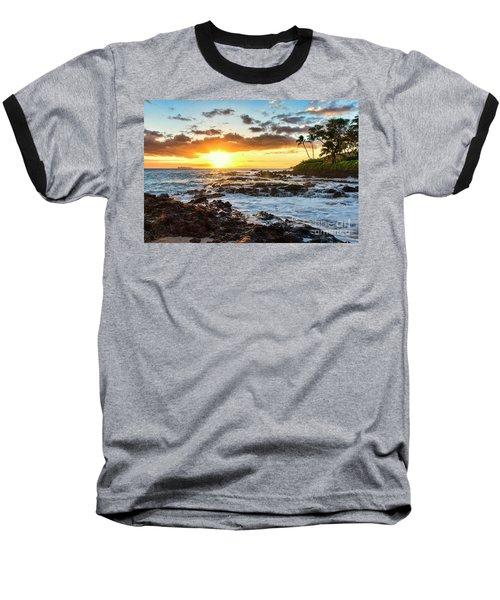 Find Your Beach 2 Baseball T-Shirt