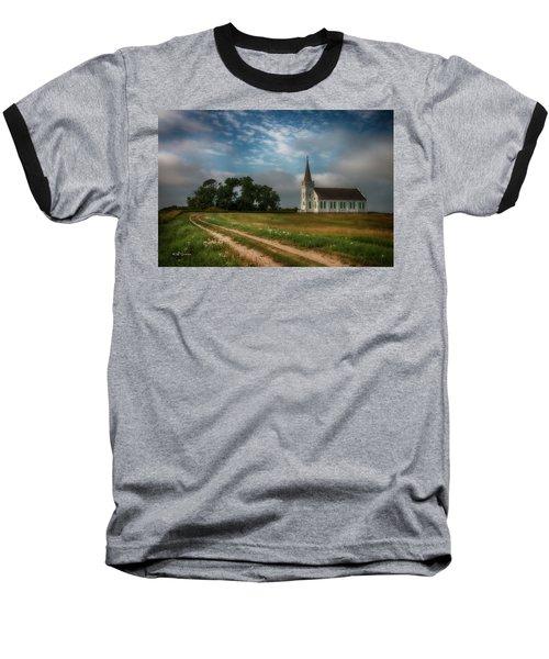 Finding My Way Baseball T-Shirt