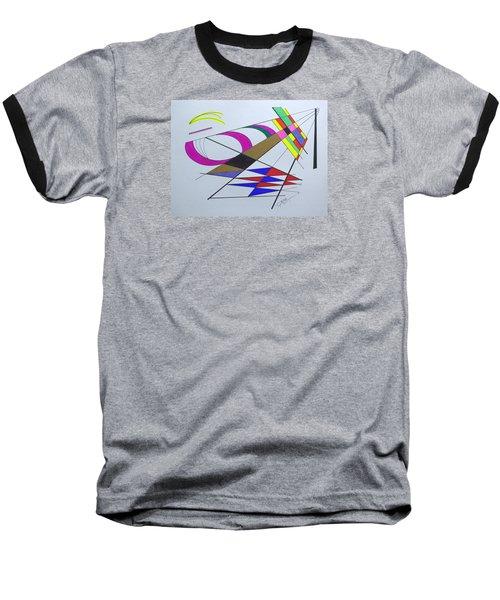 Finding Serendipity Baseball T-Shirt