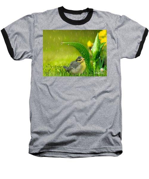 Finding Shelter Baseball T-Shirt