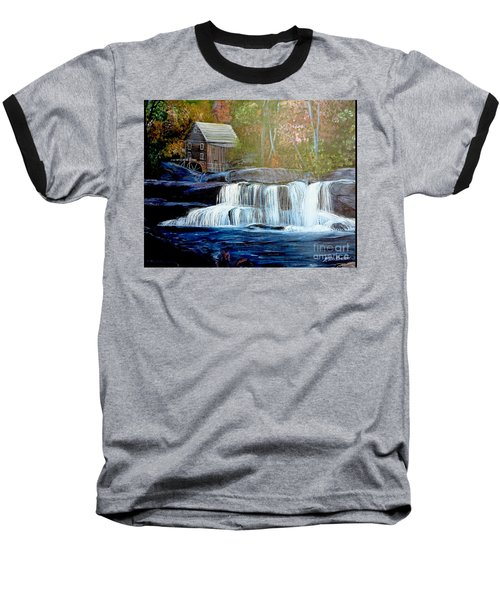 Finding The Living Waters Original Baseball T-Shirt