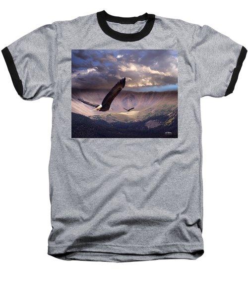 Finding Tranquility Baseball T-Shirt