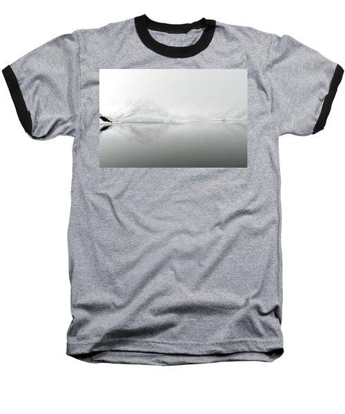 Fine Art Landscape 2 Baseball T-Shirt by Dubi Roman