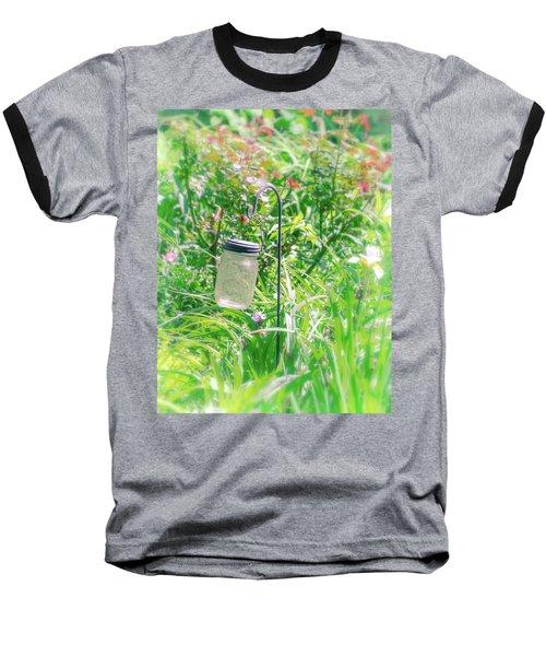 Fine Creek No. 1 Baseball T-Shirt by Laura DAddona