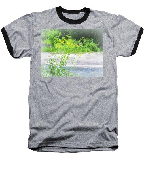 Fine Creek No. 2 Baseball T-Shirt by Laura DAddona