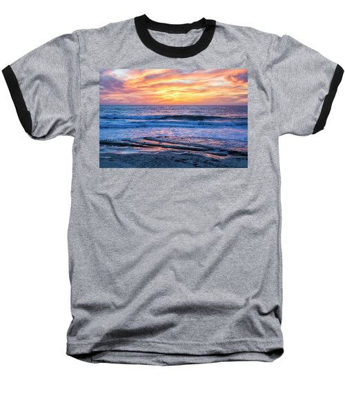 Fine End To The Day Baseball T-Shirt