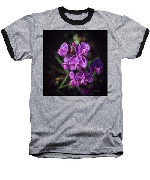 Fine Flower Arrangement Baseball T-Shirt