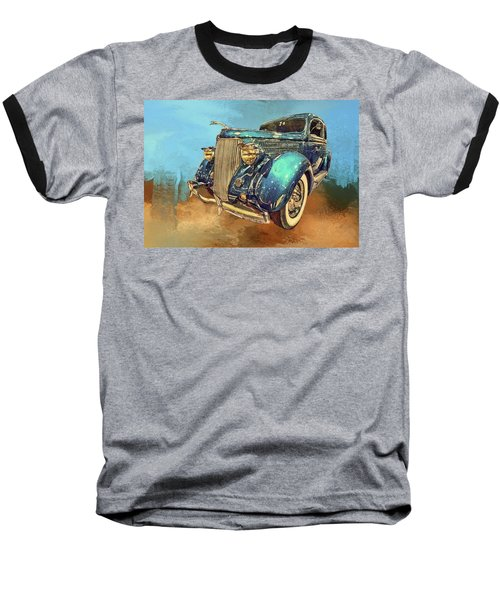Fine Ride Baseball T-Shirt