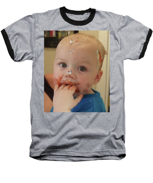 Finger Lickin Good Baseball T-Shirt