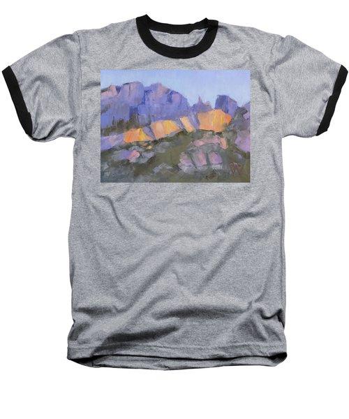 Finger Rock Baseball T-Shirt