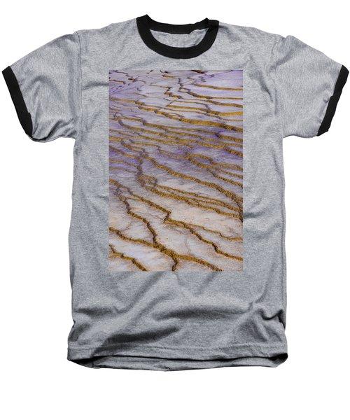 Fingerprint Of The Earth Baseball T-Shirt