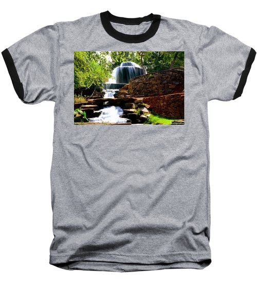 Finlay Park Columbia Sc Summertime Baseball T-Shirt