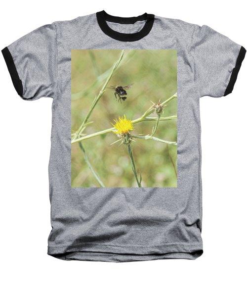 Finnon Bumble Bee Baseball T-Shirt