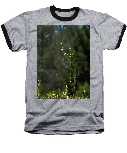 Finnon Wildflowers Baseball T-Shirt