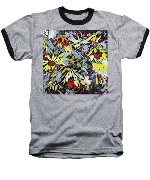 Fiori Baseball T-Shirt