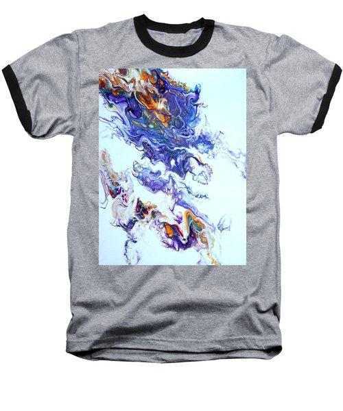 Fire Ball Baseball T-Shirt