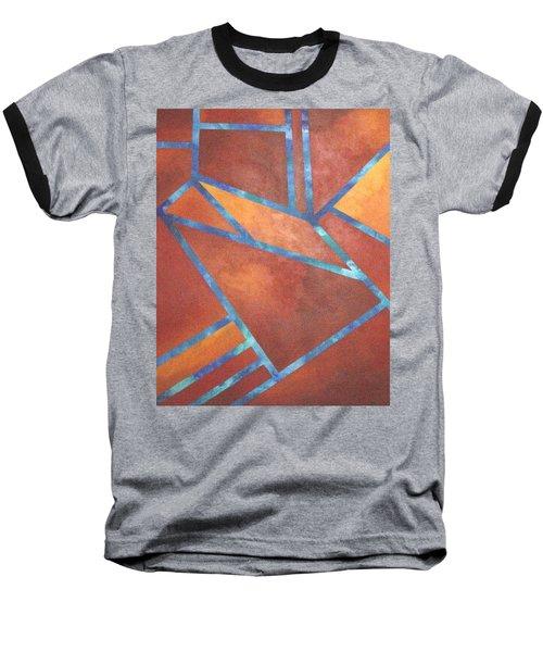 Fire From The Sky Baseball T-Shirt by Bernard Goodman