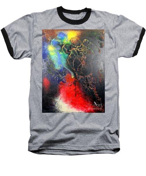 Fire Of Passion Baseball T-Shirt