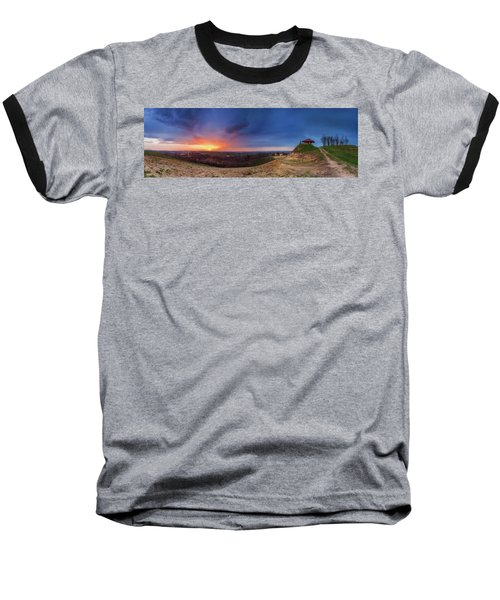 Fire On The West Side Baseball T-Shirt