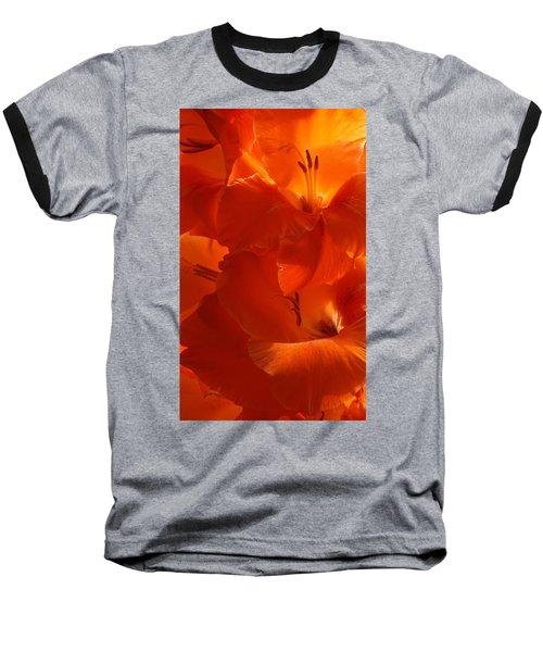 Fire Whispers Baseball T-Shirt