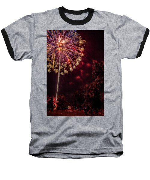 Fired Up Baseball T-Shirt