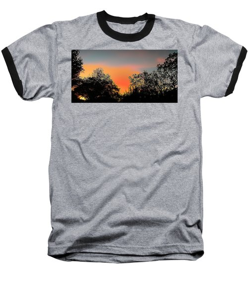 Baseball T-Shirt featuring the painting Firefly by Steve Sperry