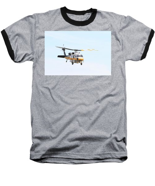 Firehawk In Flight Baseball T-Shirt