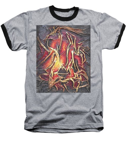 Firelight Baseball T-Shirt