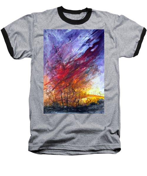 Firescape Baseball T-Shirt