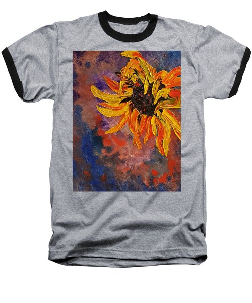 Firespace Flower  27 Baseball T-Shirt
