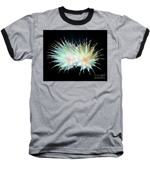 Firework Twin Baseball T-Shirt
